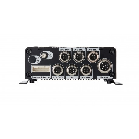 5 Channel Dual SD card DVR with HD input
