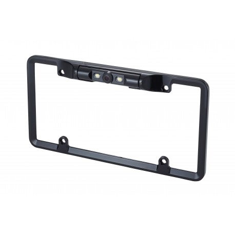 "1/4"" CMOS Full Frame License Plate Camera with Parking Lines for Front or Rear View"