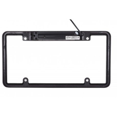 "1/4"" CMOS Full Frame License Plate Camera with Black Zinc Metal Finish"