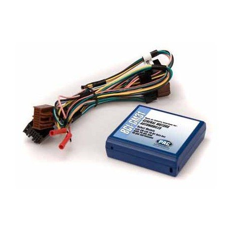 Back-up Camera Interface for Select General Motors Vehicles with Navigation Radios