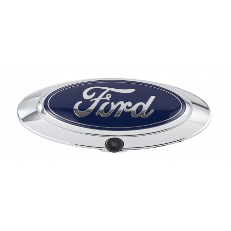 "1/4"" CMOS Ford Emblem Camera with Parking Lines for F-150 & Super Duty"