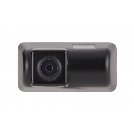 """1/4"""" HD CCD License Plate Light Camera with Parking Lines for Ford Transit (2010-2013)"""