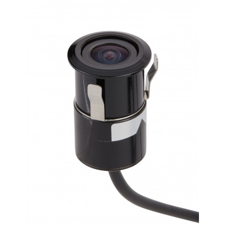 Bullet Style Flush Mount Camera for Front or Rear View with Parking Lines