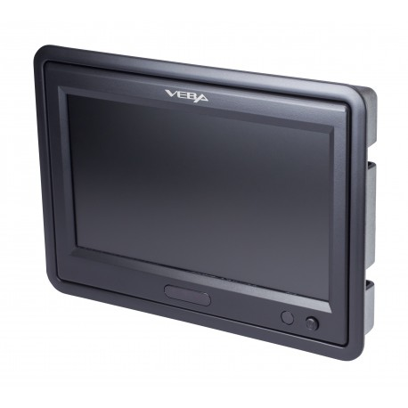 "6"" Flush Mount Dual Input Monitor"