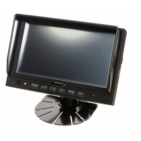 "7"" Touchscreen Monitor for DVR-48-QSD"
