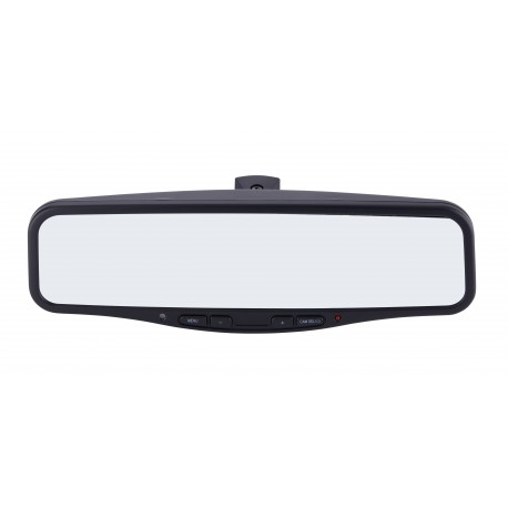 "4.3"" Factory Mount Commercial Mirror Monitor with Adjustable Parking Lines"
