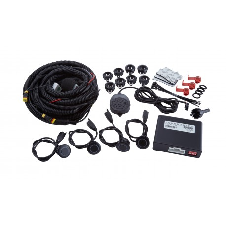 Four Reverse Parking Sensors Kit with 100 DB Buzzer