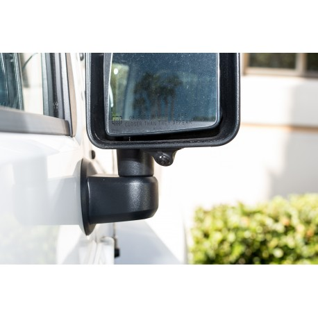 Flexible Housing Self-Adhesive Blind Spot Camera