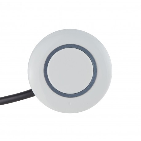 Gloss White Backup Sensor Kit
