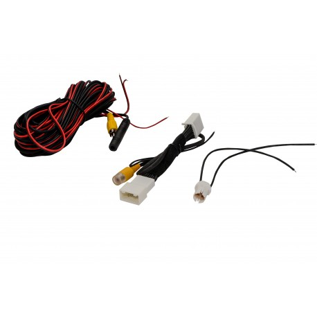 Reverse Camera and OE Integration Harness for Select Camrys