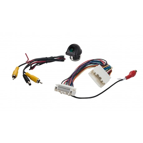 Camera and Integration Harness for Select Chryslers