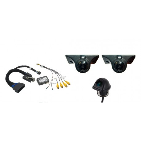Blind Spot Elimination and Lane Change Assistance Kit for Select Ford & Lincolns