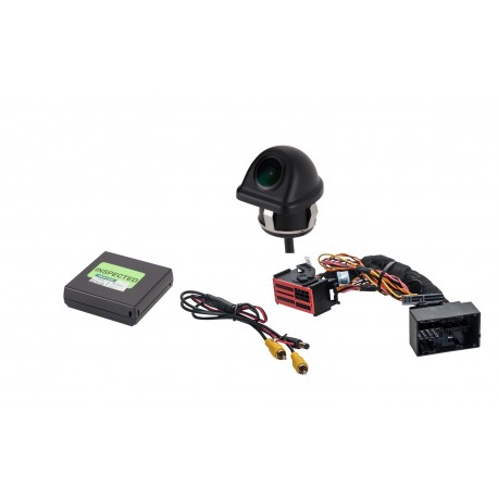 Camera and Factory Integration Module Kit for Select Chryslers
