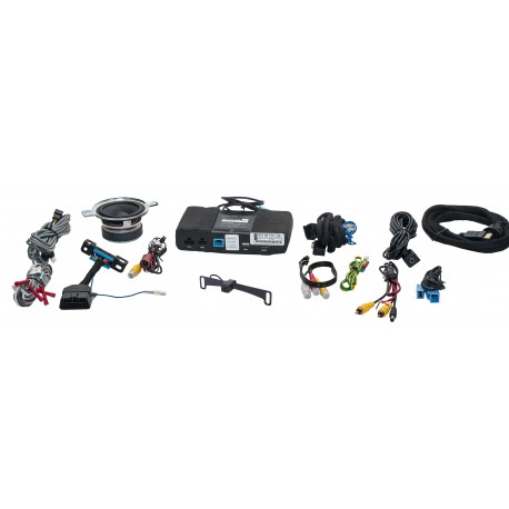 License Plate Mount Camera and Factory Integration Kit for Select GMs
