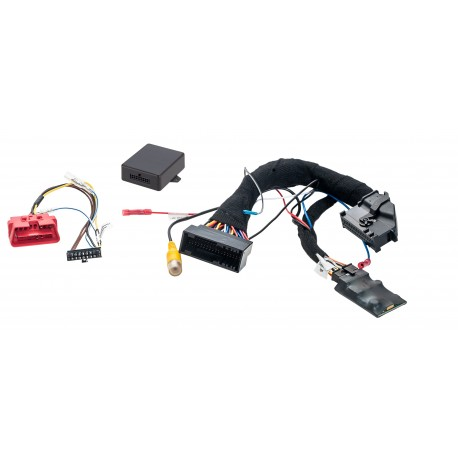 Safety Camera Integration Harness and Programming Module for Select Fords