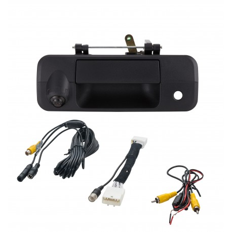 Tailgate Handle Reverse Camera Integration Kit for 2012-13 Toyotas