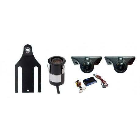 Blind Spot Elimination and Lane Change Assistance Kit for Select Jeep Wranglers