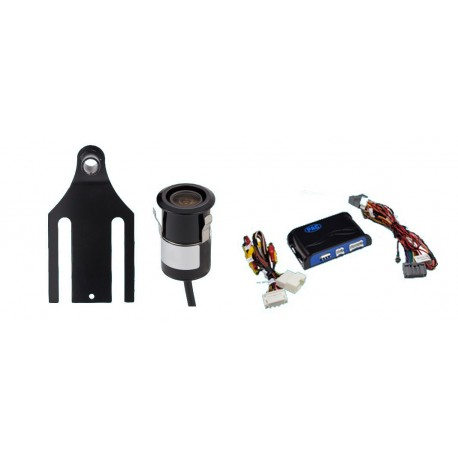 Back-up Camera and Integration Kit for Select Jeeps