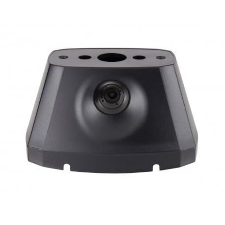 """Dodge Promaster OE Custom Fit Camera (PCAM-PM4-N) / 4.3"""" Rear Camera Display Mirror (PMM-43-CJD-PL)"""