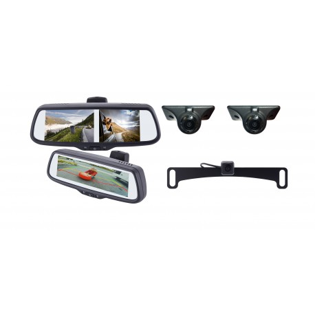 Blind spot elimination kit. PMM-7333-PL, PCAM-BS1-NSET, PCAM-10L