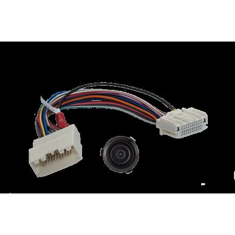 Reverse Camera System for Wrangler