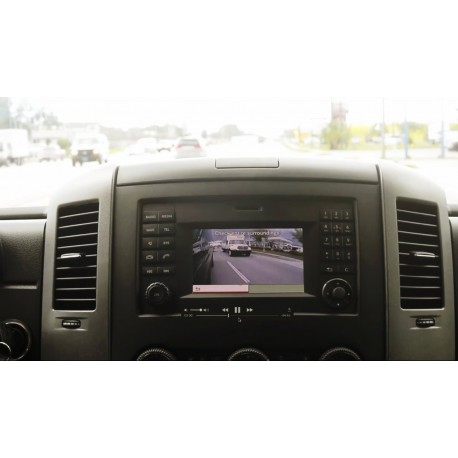 "LANCE CHANGE ASSISTANCE FOR MERCEDES-BENZ SPRINTER VANS (WITH FACTORY 5.8"" DISPLAY RADIO)"