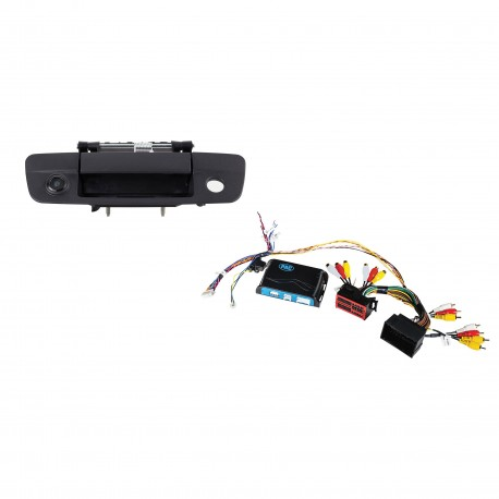 Tailgate Handle Camera and Factory Interface Module for RAM