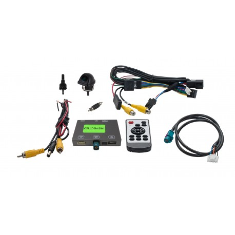 Camera and Factory Integration Module Kit for Select Mercedes