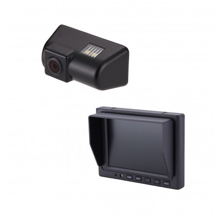 "Ford Transit OE Custom Fit Camera (PCAM-FT1-N) / 5"" Monitor (PMON-50FM)"