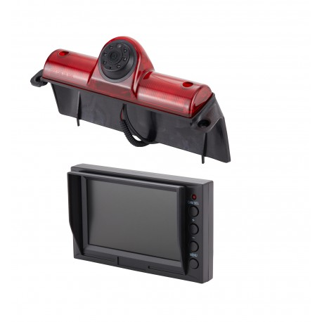 "GM Van Brake Light Camera (PCAM-GM1-N) / 4.3"" Glass Mount Monitor (PMON-43)"