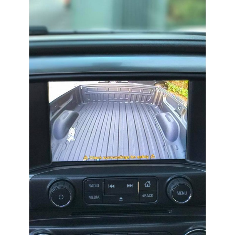 Chmsl Camera System For Gm Silverado Trucks
