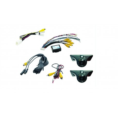 Lane Change Assistance Kit for Select Toyotas