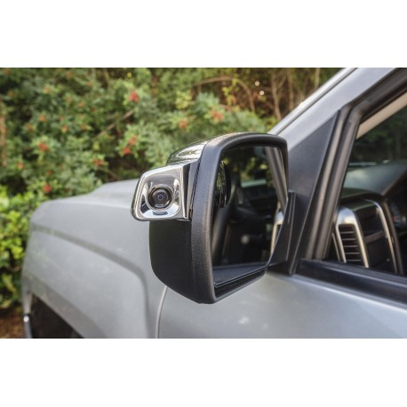 IntelliHaul for IOB Silverado and Sierra with Standard Side Mirrors and Wireless Camera IOB