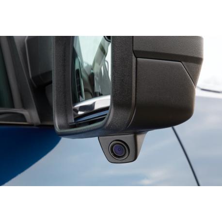 Blind Spot Integrated Camera System
