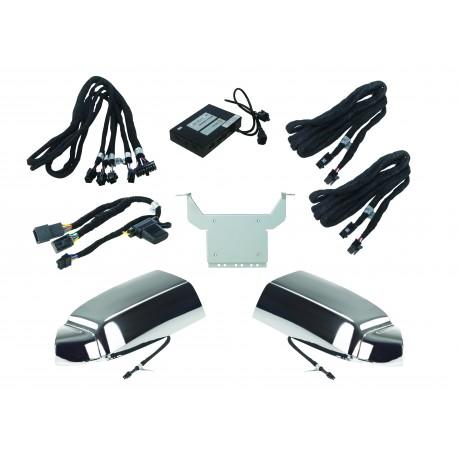 Blind Spot Integrated Camera System for Light Duty Trucks IOB