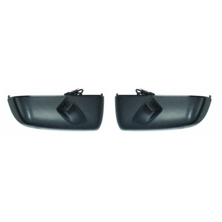 Blind Spot Integrated Camera System