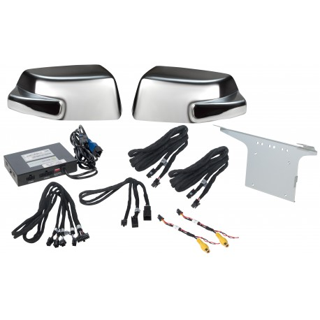 Blind Spot Integrated Camera System for GM Suburban / Yukon / Tahoe