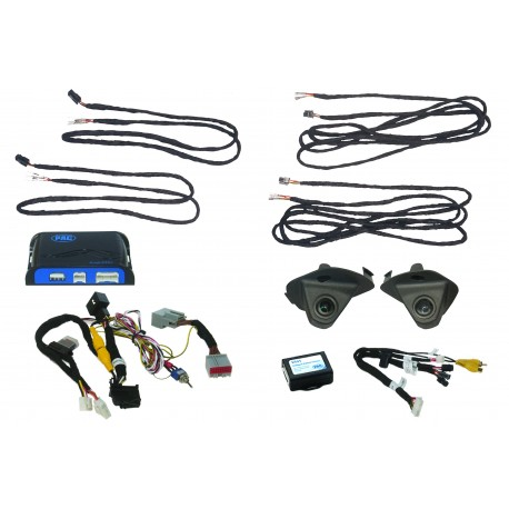 "LANE CHANGE ASSISTANCE FOR FORD F150 TRUCKS (WITH FACTORY 4.2"" DISPLAY RADIO)"