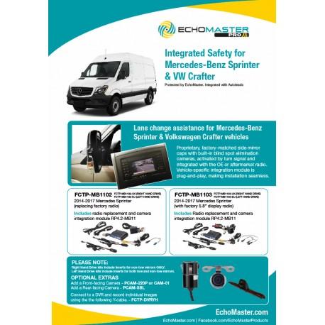 Sprinter / VW Crafter FCTP-MB1102_1103EU/UK One Sheet