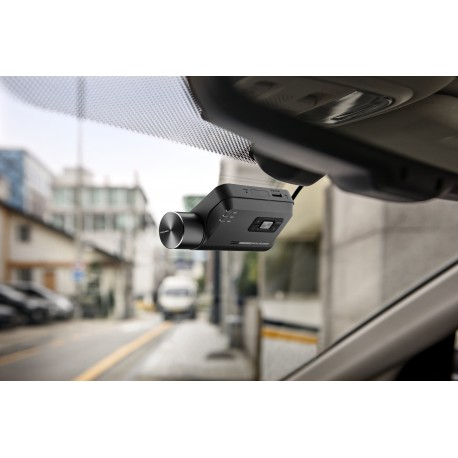 Kit: Premium 2 Channel Windshield Mount Dash Camera with ADAS and 32 GB SD Card and Rear/Interior Camera
