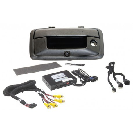 Complete Tailgate Camera Integration Kit
