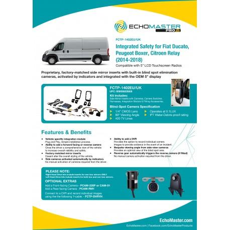 FCTP-1402EU/UK One Sheet