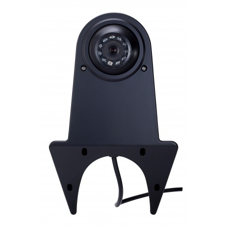 CCD Roof Mounted Backup Camera with Night Vision (Non-Mirrored)