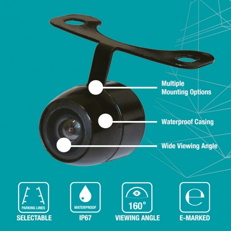 Universal Front or Rear Camera