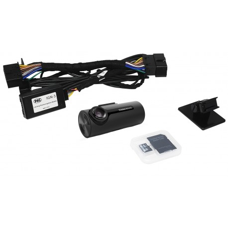 1 Channel Windshield Mount DVR with 8GB SD and OBD !! T-Harness