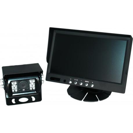 """7"""" TFT/LCD Monitor & CCD Camera Kit"""