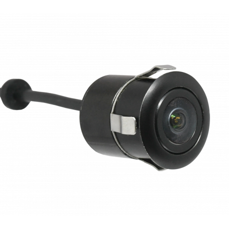Bullet Style, Flush Mount, 180 Degree Viewing Angle Camera