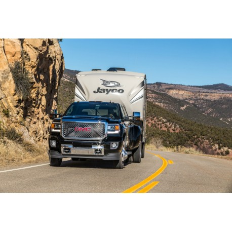 IntelliHaul Integrated Blind Spot Camera System for Silverado and Sierra with Trailering Extension Mirrors - RPO Code: IOB
