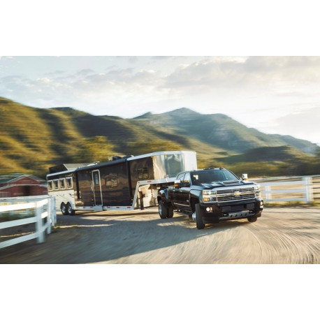 IntelliHaul CHMSL Camera System for Silverado and Sierra - RPO Code: IOB