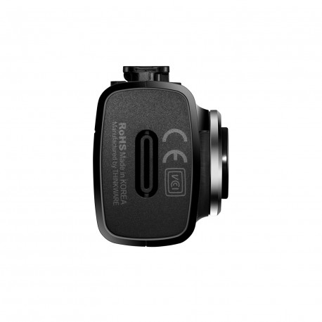 Two Channel Windshield Mount Dash Cam with SmartPhone App Control